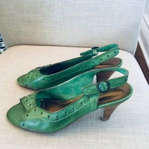 Seychelles from Anthropologie open toe shoes